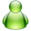 64x64px size png icon of Misc Buddy Green