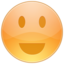 64x64px size png icon of Misc Smiley