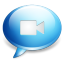 64x64px size png icon of apps ichat