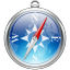 64x64px size png icon of apps safari