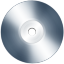 64x64px size png icon of disk cd