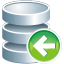 64x64px size png icon of database previous