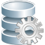 64x64px size png icon of database process