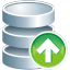 64x64px size png icon of database up