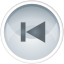 64x64px size png icon of skip backward