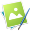 64x64px size png icon of Raster App