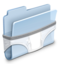 64x64px size png icon of Briefs Folder