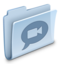 64x64px size png icon of Chats Folder