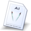 64x64px size png icon of Ai