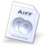 64x64px size png icon of Aiff