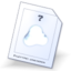 64x64px size png icon of File