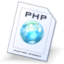64x64px size png icon of Php