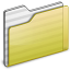 64x64px size png icon of Folder yellow