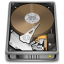 64x64px size png icon of Internal Drive alt