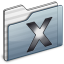 64x64px size png icon of System Folder graphite
