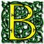 64x64px size png icon of Letter b