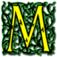 64x64px size png icon of Letter m