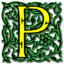 64x64px size png icon of Letter p