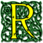 64x64px size png icon of Letter r