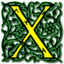 64x64px size png icon of Letter x