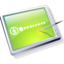 64x64px size png icon of tablet lime