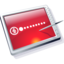 64x64px size png icon of tablet red