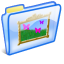 64x64px size png icon of Imagenes