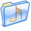 64x64px size png icon of Musica