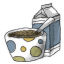 64x64px size png icon of Breakfast