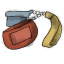 64x64px size png icon of Lanyard