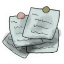64x64px size png icon of Note