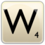 64x64px size png icon of W