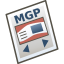 64x64px size png icon of MGP