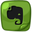 64x64px size png icon of evernote