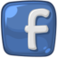 64x64px size png icon of facebook