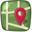 64x64px size png icon of maps