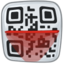 64x64px size png icon of qr droid