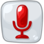 64x64px size png icon of sound recorder