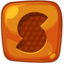 64x64px size png icon of soundhound