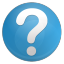 64x64px size png icon of question faq