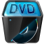 64x64px size png icon of broken dvd