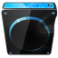 64x64px size png icon of broken harddisk