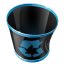 64x64px size png icon of broken trash