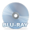 64x64px size png icon of Disc bluray