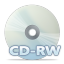 64x64px size png icon of Disc cdrw