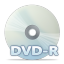 64x64px size png icon of Disc dvdr
