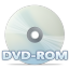 64x64px size png icon of Disc dvdrom