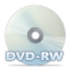 64x64px size png icon of Disc dvdrw