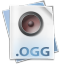 64x64px size png icon of Filetype ogg