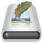 64x64px size png icon of Drives Photoshop